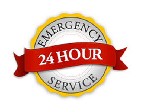 24 Hour Service Icon - White Background 1