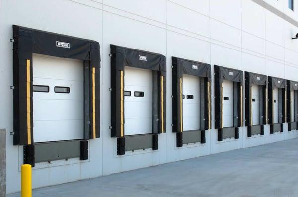 Dock Seals, Dock Shelters, Insulated Sectional Doors, Dock Levelers in NJ