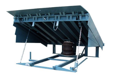 Air Powered Dock Levelers by McGuire