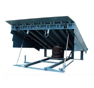 Air Powered Dock Levelers