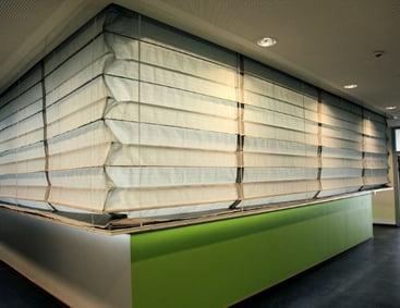 Automatic sectional smoke curtain (UL 1784)