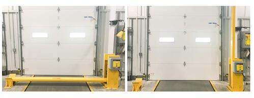 Bar Lift Loading Dock Safety Barriers