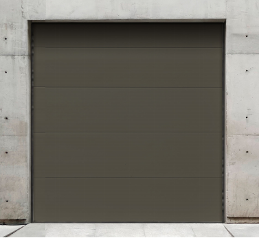 Bulletproof Sectional Roll Up Doors