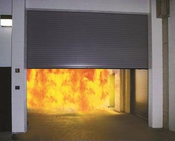 Cornell Cookson - Fire Rated Door