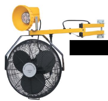 Dock Fan, Industrial Fan