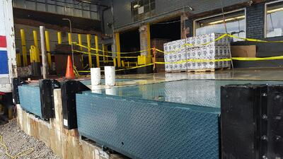 Dock Levelers Installed In NYC Area