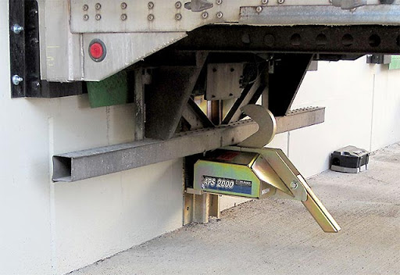 Dock Mounted Truck Restraint, Vehicle Restraint
