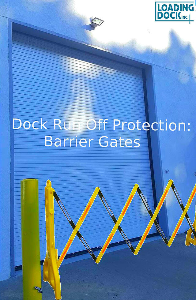 Dock Run Off Protection Barrier Gates accordion barrier gate.jpg