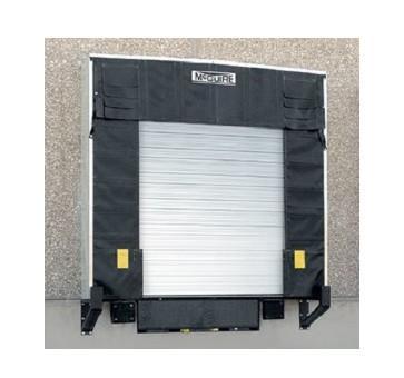 Dock Shelter TC400 Rigid Wood Frame2-1
