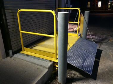 Dock Lift Repaired NYC