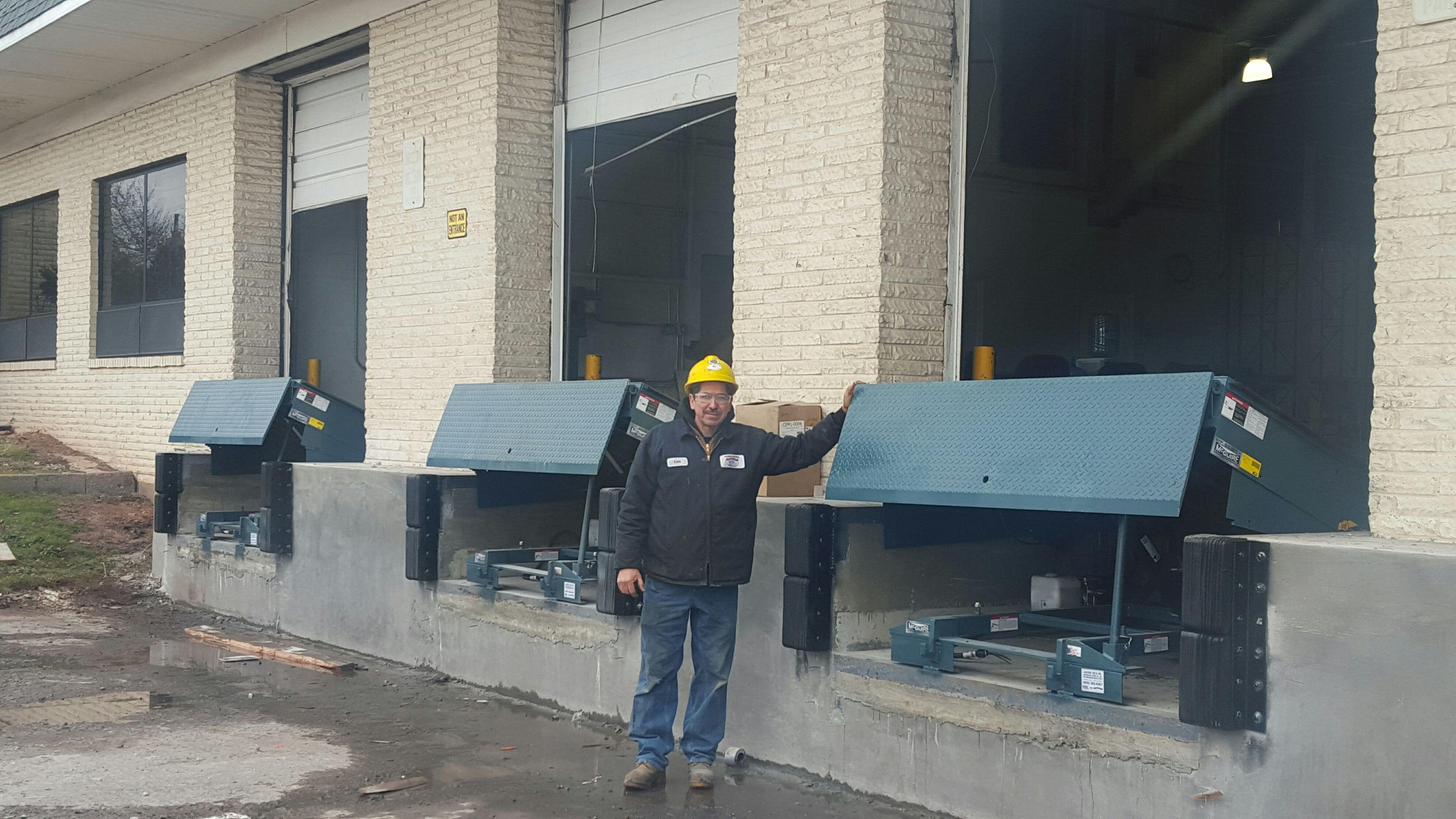 Loading Dock Repairs Nj Amp Nyc Poweramp Pentalift