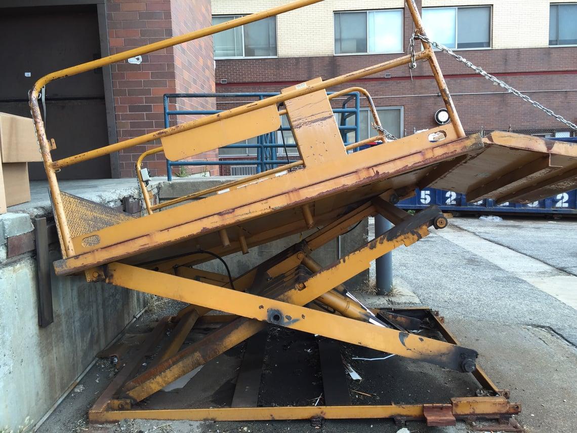 Dock Lift Repairs