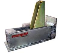 Docklocks PowerRamp Loading Dock Plate -PowerHold Series Automatic