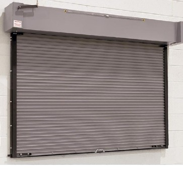 Fire Rated Counter Roll Up Door 640 Wide