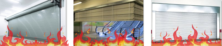 Fire Rated Door, Fire Curtain and Fire Counter Door in New Jersey