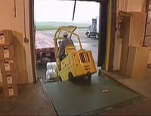 Forklift Accident due to an Unscheduled Departure