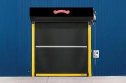 High-Speed Rubber Door