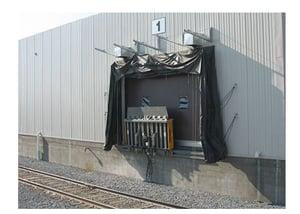 Hydraulic Vertical Dock Leveler - PowerRamp Loading Dock Levelers RCR Series