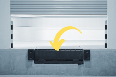 LDI - Pit Style Dock Leveler, Recessed Dock Leveler, Dock Lift Plate