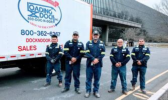 Loading Dock, Inc. staff