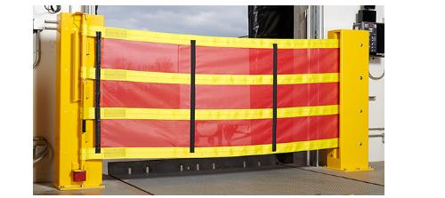 Barrier Gates | Loading Dock Safety Barriers