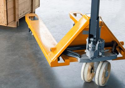 Manual Hand Pallet Cart