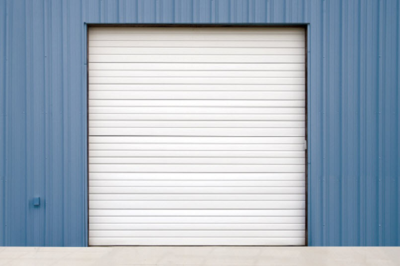 Non-Insulated Wind Load Sectional Door 421-1