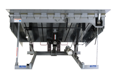 Powered-Assisted Dock Leveler by Serco