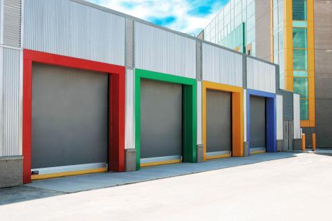 Rytec Fast-Seal® High Performance Door
