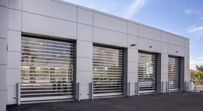 Rytec Spiral® FV®  High Performance Door, High Speed High Performance Door NJ NYC