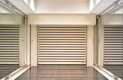 Rytec Spiral® HZ®- Hurricane Strength Roll Up Door
