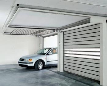 Rytec Spiral® LH® High-Performance Door (Low-Headroom) NYC NJ