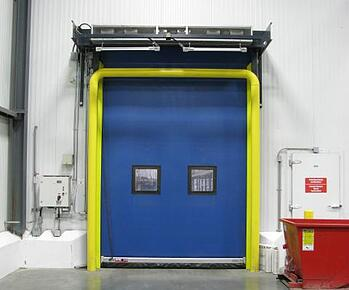Rytec The Ultimate High-Speed Rolling Door for Freezers and Coolers