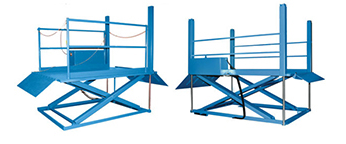 Top-of-Ground Dock Lifts or Instant Docks NYC NJ area