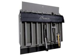 Vertical Dock Leveler/Dock Plate by Serco