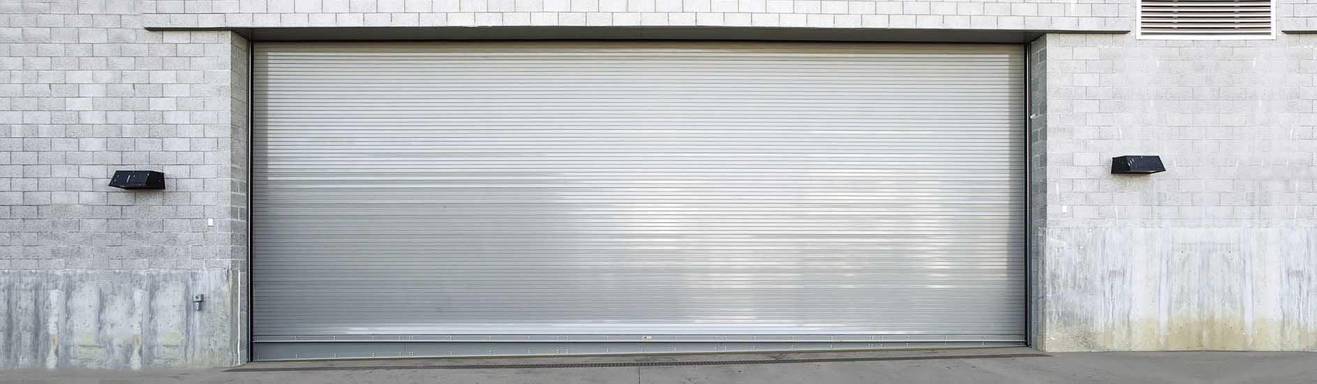 Steel Rolling Door - Wayne Dalton