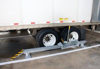 Wheel Restraint System