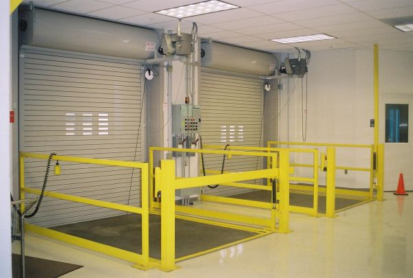 Commercial Doors and Loading Dock Equipment in NJ