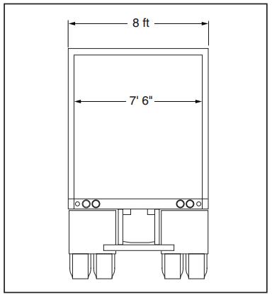 Design the Loading Dock Determine Door Sizes Door Widths ...  sc 1 st  Loading Dock Repairs & Design the Loading Dock: Determine Door Sizes