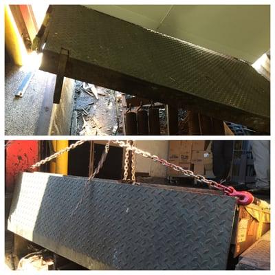 Dock Plate Repair, Dock Leveler Repair NYC NJ