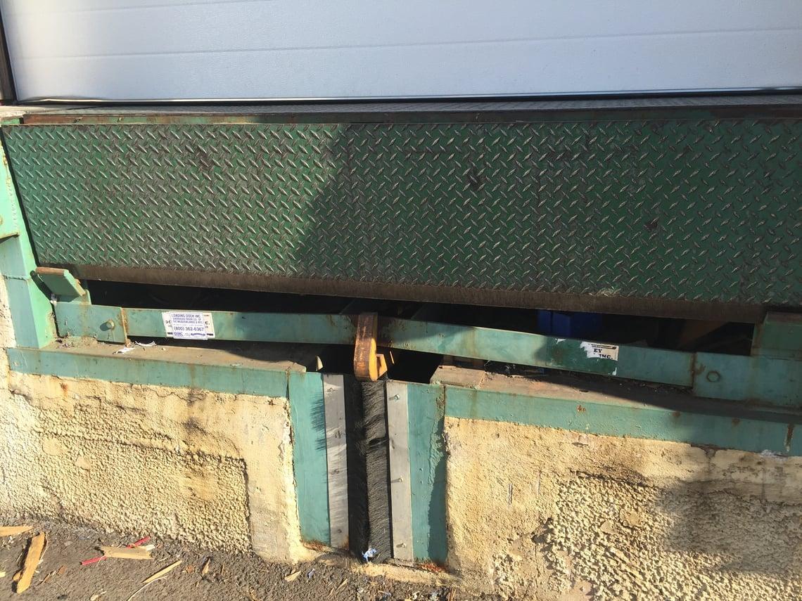 Mechanical Dock Leveler Plates