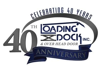 logo - 40 year anniversary