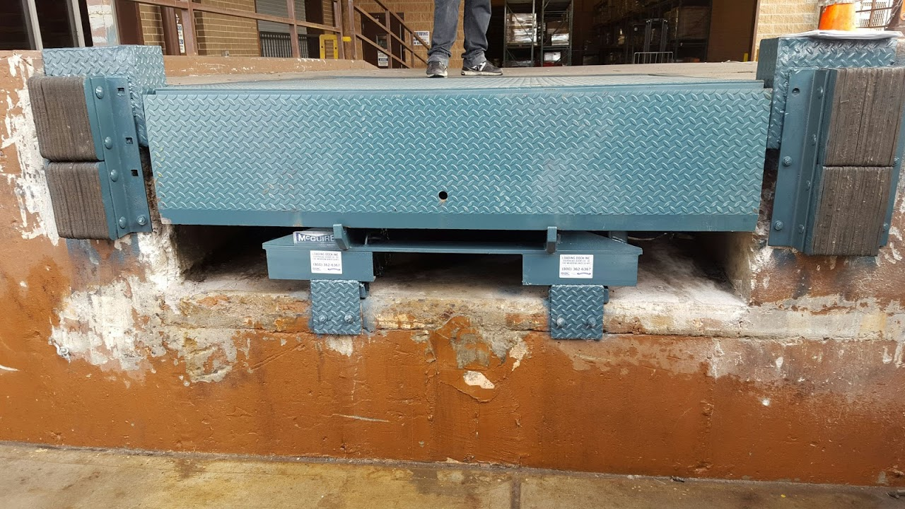 Recessed Or Pit Style Dock Levelers In New Jersey And New York