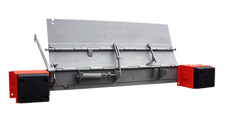 DLM Edge of Dock Levelers, TS Series Mechanical Edge of Dock Levelers. DLM TS Series Mechanical Edge-of-Dock Leveler is available in models TS-66, TS-72, TS-78 and TS-84.