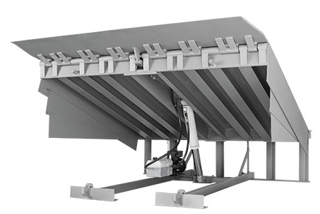 DLM Dock Levelers, DLM Hyrdaulic Dock Leveler, DLM DH Series Hydraulic. DLM DH Series Hydraulic Dock Leveler is available in models DH-66, DH-68, DH-610, DH-656, DH-658, DH-6510, DH-76, DH-78 and DH-710