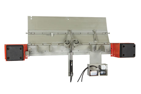 DLM Edge of Dock Leveler, HNL Series Hydraulic Edge of Dock Leveler. HNL Hydraulic Edge-of-Dock leveler is available in  models HNL-66, HNL-72, HNL-78 and HNL-84.
