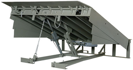DLM Dock Levelers, DLM Mechanical Dock Levelers, DLM LMD Series Mechanical Dock Levelers, DLM LMD Series Mechanical Dock Leveler is available in models LMD-66, LMD-68, LMD-656, LMD-76 and LMD-78.