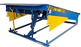 Blue Giant Mechanical Dock Leveler