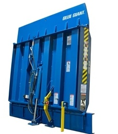 Blue Giant Loading Dock Plate Equipment, Vertical Storing Loading Dock Plate Equipment,  VL Dock Leveler