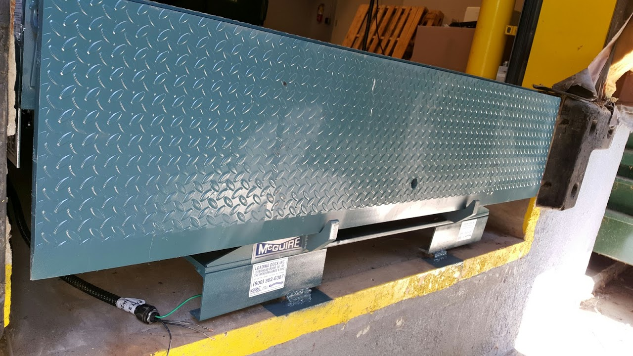 the top 2 common dock leveler types  Loading Dock, Inc. dock leveler installation